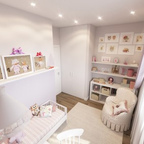 детская комната 14 кв м оформление идеи
