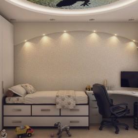 детская комната 14 кв м идеи оформления