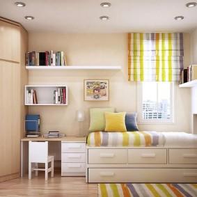 детская комната 14 кв м виды