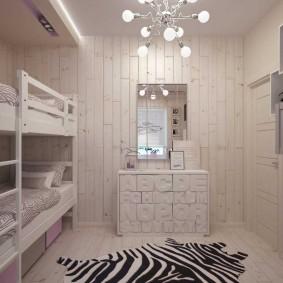 детская комната 14 кв м фото дизайн