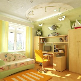 детская комната 14 кв м виды идеи