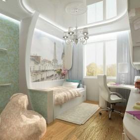 детская комната 14 кв м виды дизайна