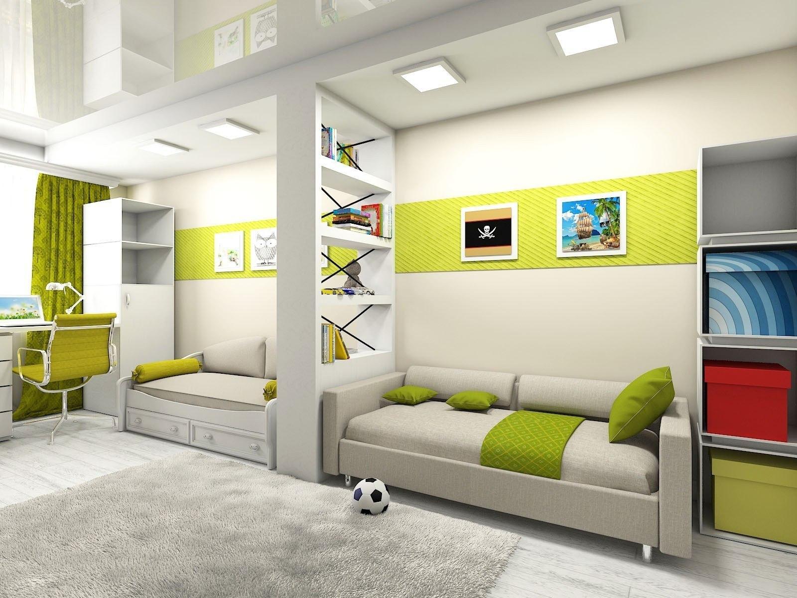 детская комната 14 кв