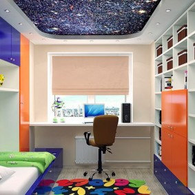 детская комната 9 кв м фото варианты