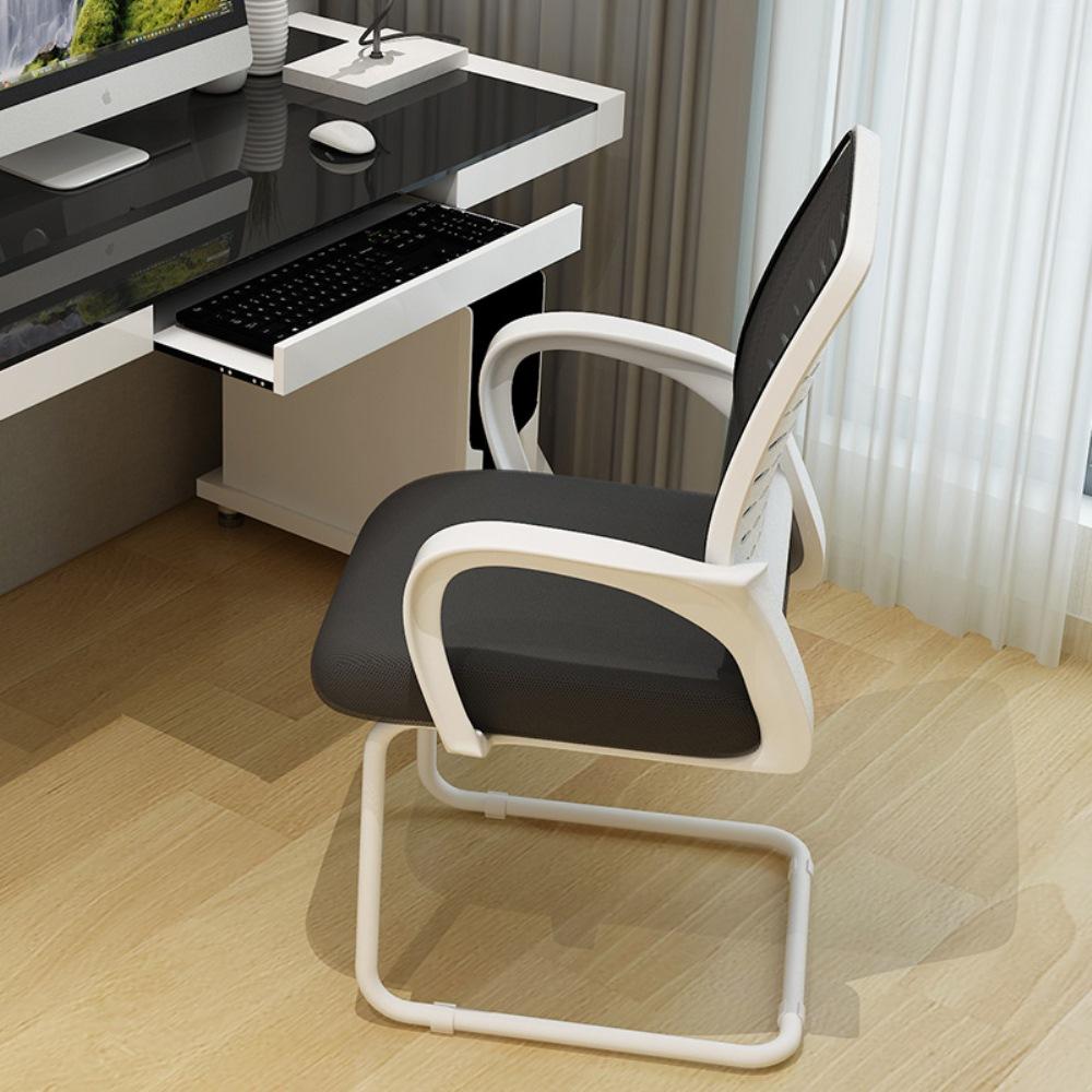 детское компьютерное кресло без колёс