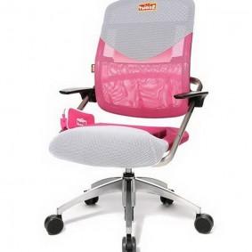детское компьютерное кресло варианты