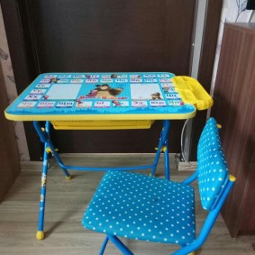 детские столики со стульчиком идеи дизайн