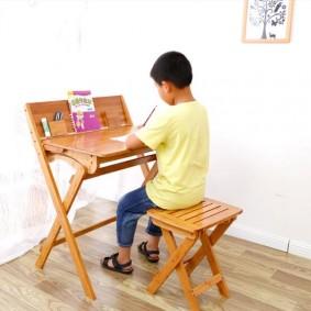 детские столики со стульчиком идеи дизайна