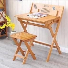 детские столики со стульчиком фото декора
