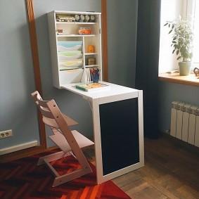детские столики со стульчиком идеи оформление