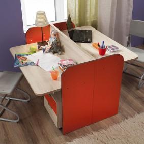 детские столики со стульчиком фото видов