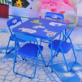 детские столики со стульчиком обзор