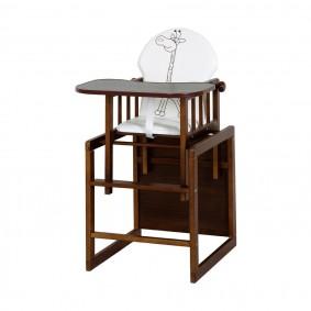 детский деревянный стульчик фото вариантов