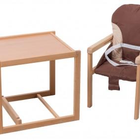 детский деревянный стульчик фото виды