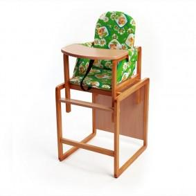 детский деревянный стульчик виды декора