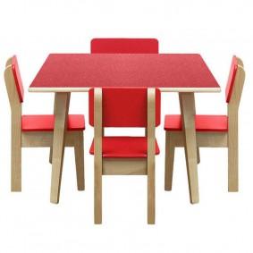 детский деревянный стульчик дизайн