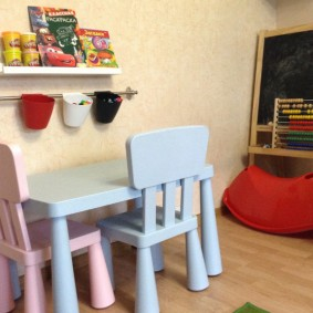 детский деревянный стульчик дизайн идеи