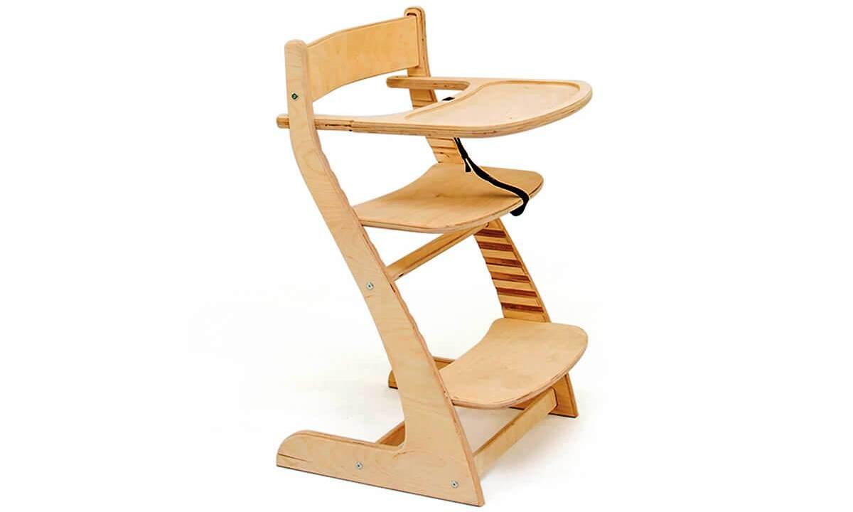 детский деревянный стульчик растущий
