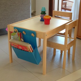 детский деревянный стульчик виды идеи