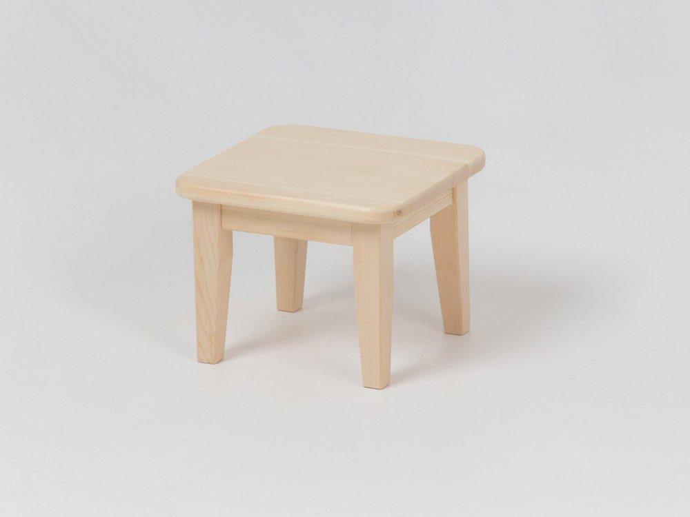 детский деревянный табурет