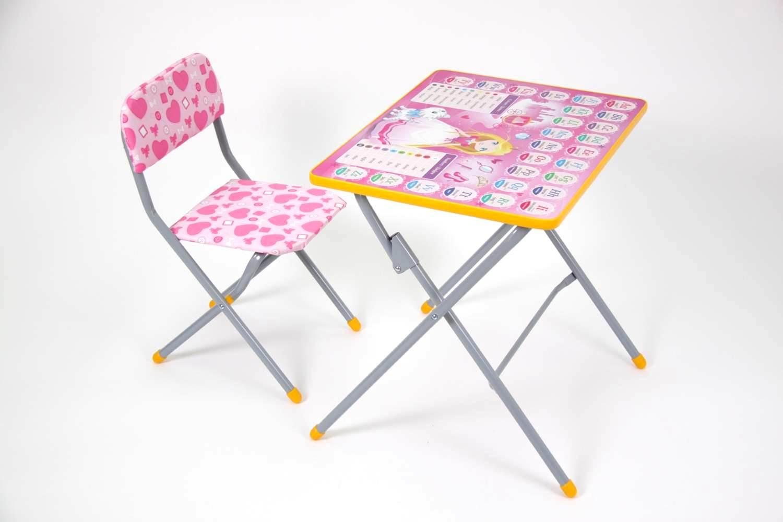 детский складной стол фото