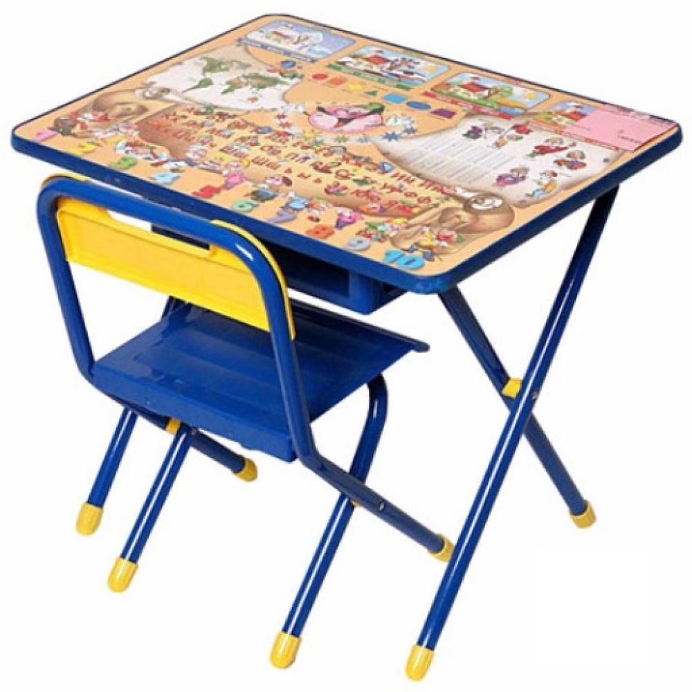 детский развивающий стол