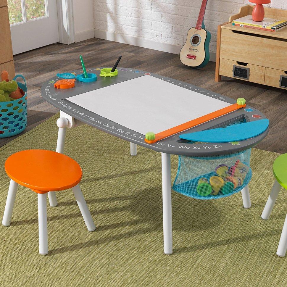 детский стол складной