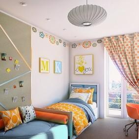 детский уголок в комнате идеи дизайн