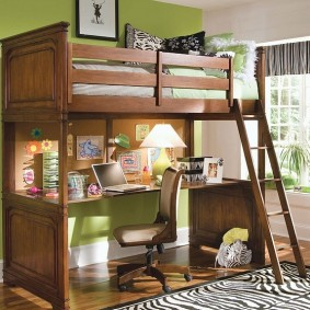 детский уголок в комнате фото декора