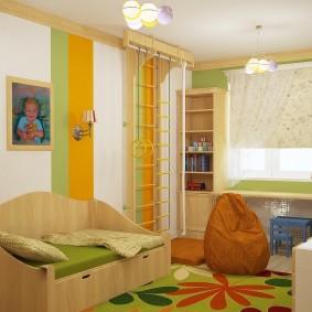детский уголок в комнате идеи вариантов