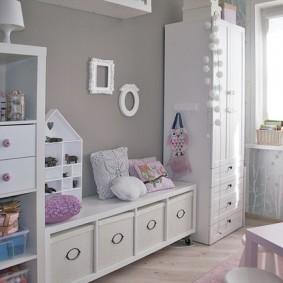 детский уголок в комнате фото идеи