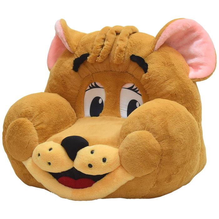 Мягкое кресло для малыша в форме мышки