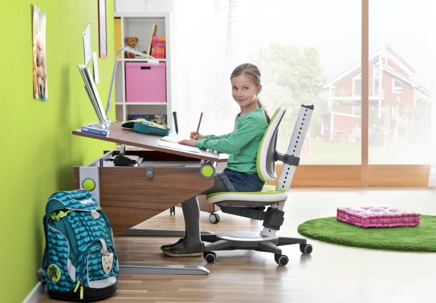 Ортопедический стул для ребенка школьного возраста
