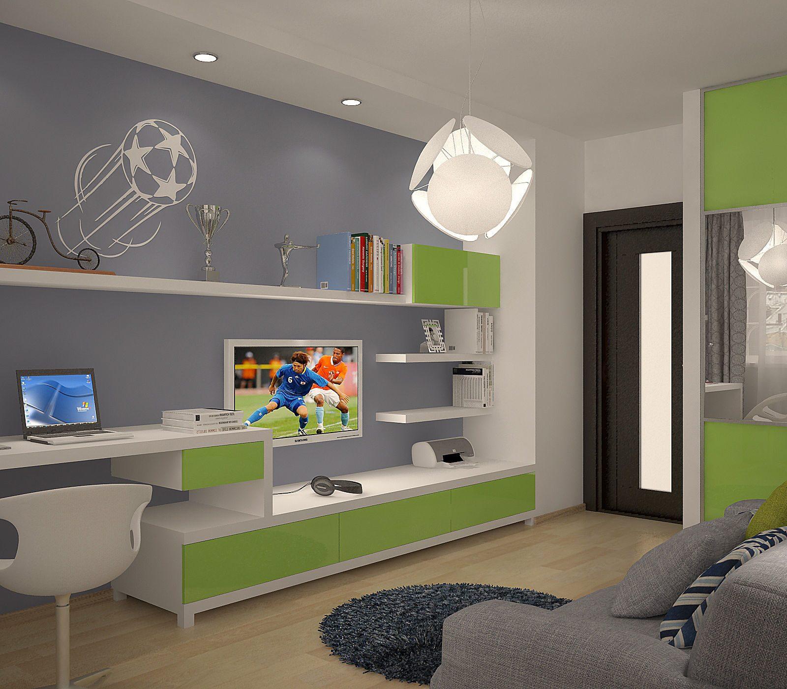 дизайн детской комнаты фото варианты