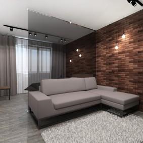 двухкомнатная квартира распашонка фото варианты