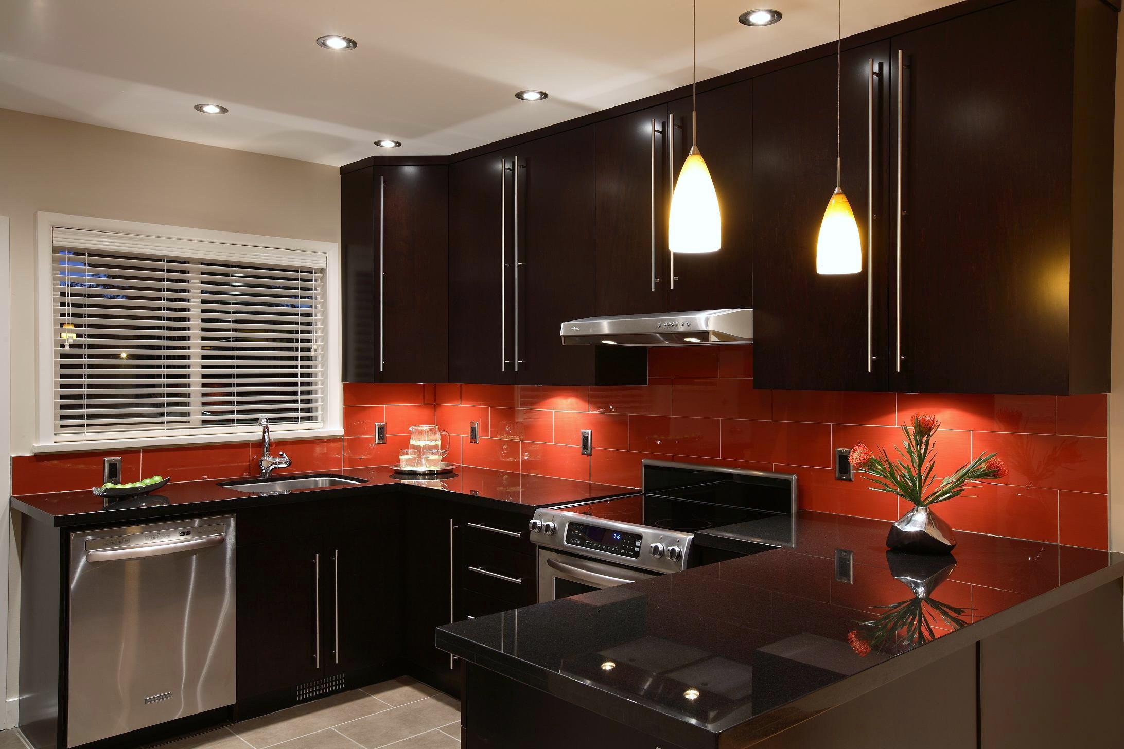 двухкомнатная квартира кухня