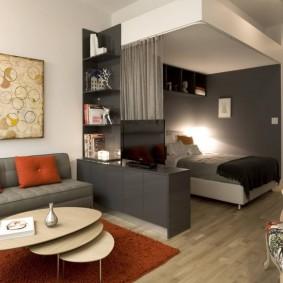 двухкомнатная квартира виды декора