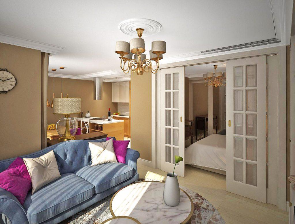 картинки квартира двухкомнатная квартира светлого цвета