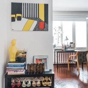 двухкомнатная квартира хрущёвка декор
