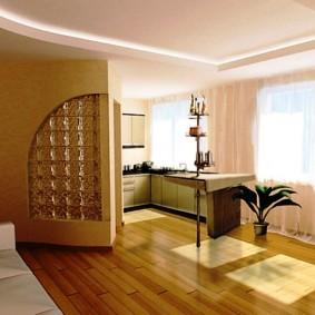 двухкомнатная квартира хрущёвка виды декора