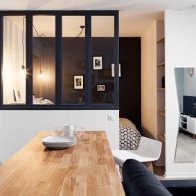 двухкомнатная квартира хрущёвка дизайн фото