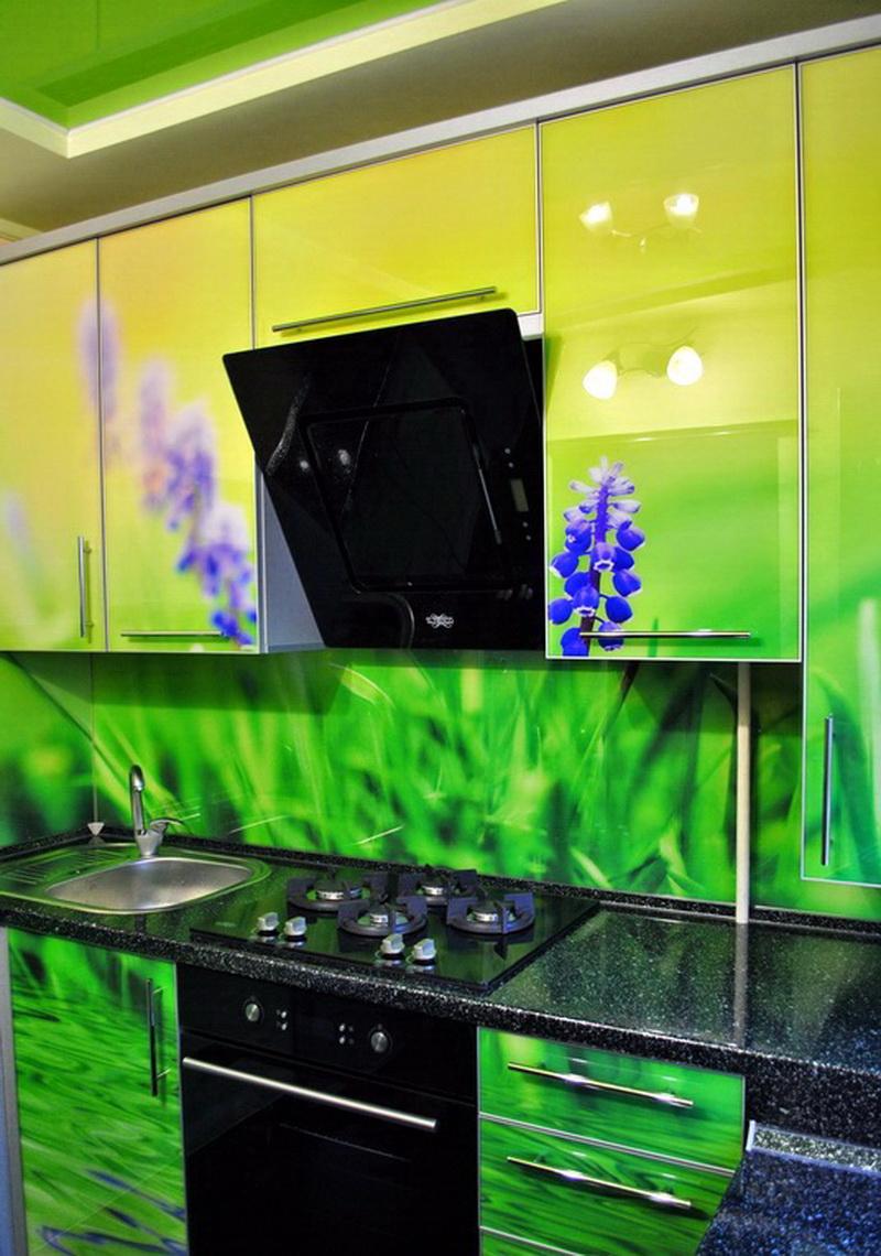 стеновые панели на кухню с фотопечатью недорого повышенная температура