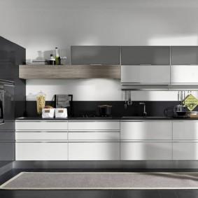 фартук для кухни из мдф виды дизайна