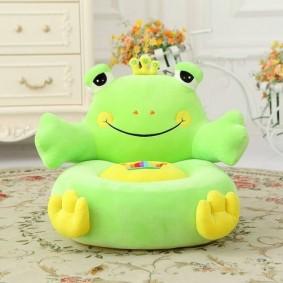Игровое кресло модель Царевна-Лягушка