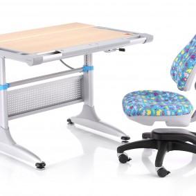 Мебель-трансформер для детей дошкольного возраста