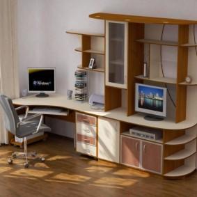 Набор мебели для комнаты школьника