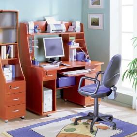 Корпусная мебель из ламинированного ДСП