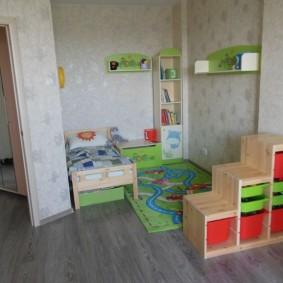 Корпусная мебель для детского уголка