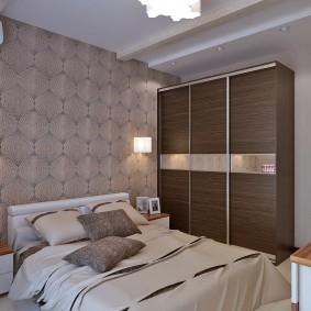 Спальная комната молодых супругов