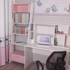 Набор мебели из ДСП для ученика младших классов